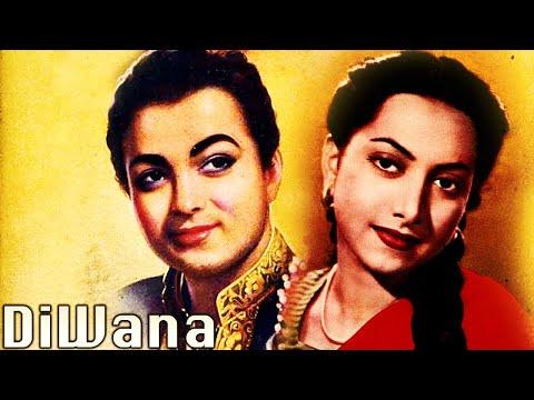 Diwana | Full  Movie | Suraiya | Suresh | 1952