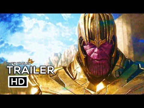 AVENGERS: INFINITY WAR Extended Trailer NEW (2018) Marvel Superhero Movie HD