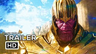 AVENGERS: INFINITY WAR Extended Trailer NEW (2018) Marvel Superhero Movie HD