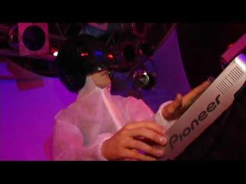 DJ Freak & HorrorShow freak-dancers @ cinema bizarre pre-party (x. o. rock-club, moscow)