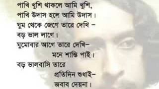 Rakib's Poem - BUNO PAKHI bangla