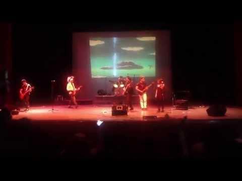 Hariken Cosplay 2 Concierto Tomodachi J-band Parte 8 video