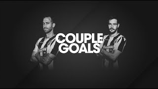 Couple Goals: Canas & Shakhov - PAOK TV