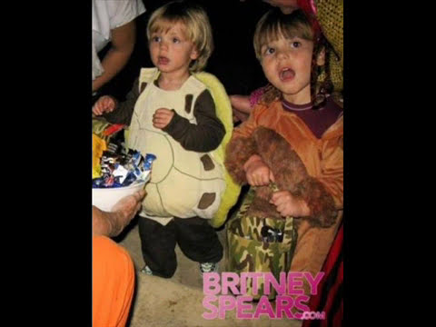 Sean Preston Jayden James and Britney Spears