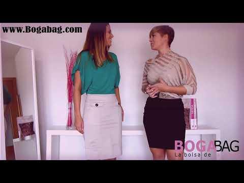 Cómo combinar una falda de tubo. Bogabag
