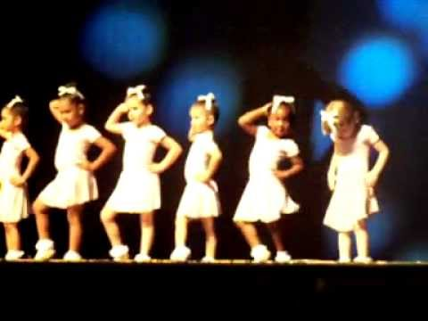 Christina's recital&quot;Shuffle and Twist&quot;.MOV
