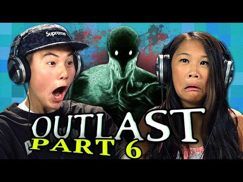 OUTLAST: PART 6 (Teens React: Gaming)