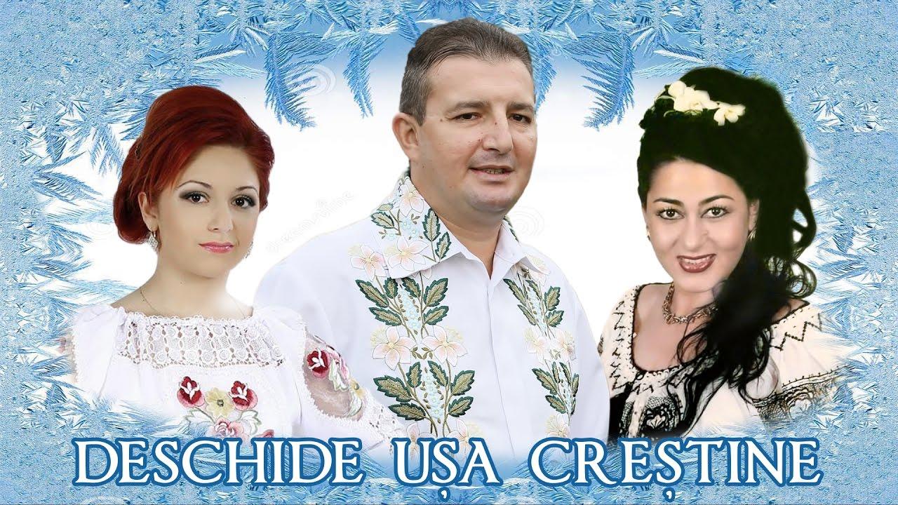 Colinde cu Calin Crisan, Ionela Pascu si Luminita Puscas [Colaj Nou] 2016 - 2017