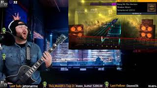 THIS IS SANDPIT TURTLE! Shadow Moses - Bring Me The Horizon (Rocksmith 2014 BMTHmemes)