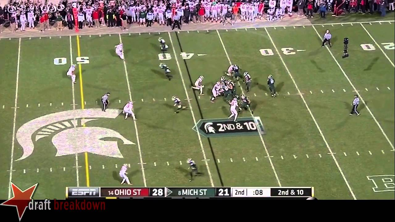 Connor Cook vs Ohio State (2014)