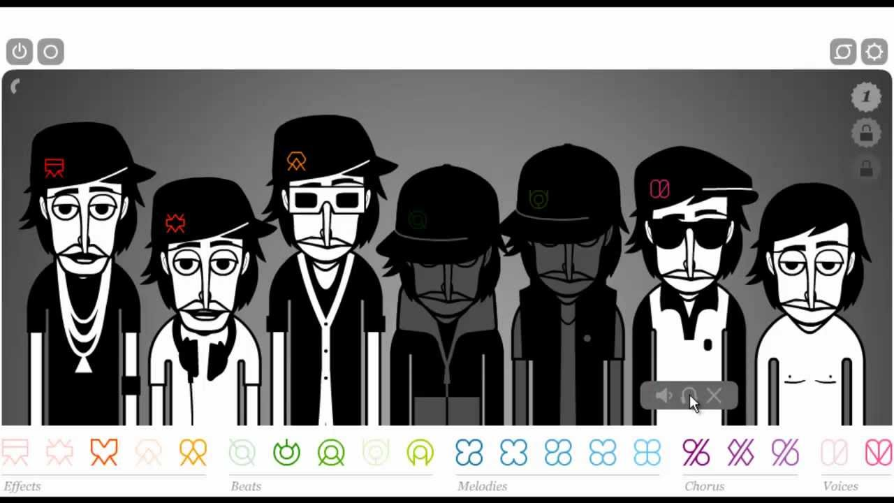 Incredibox - создание музыки с помощью битбоксера
