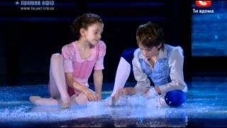 Україна має талант Катя Рудик і Женя Гавриленко