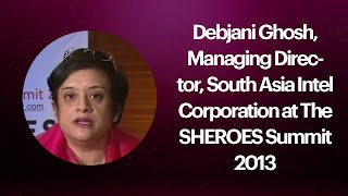 Debjani Ghosh  Managing Director  South