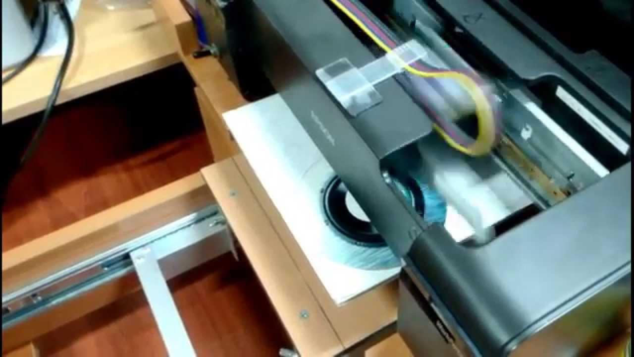 Пищевой принтер своими рукам