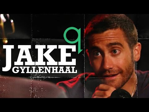 """Nightcrawler"" star Jake Gyllenhaal"