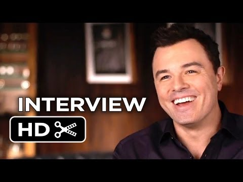A Million Ways To Die In The West Interview - Seth MacFarlane (2014) - Western Comedy HD