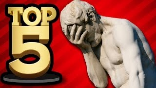 TOP 5 FAIL MOMENTS OF 2013