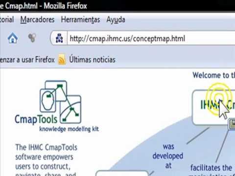 Video-Tutorial: Descarga, instalación y uso de CmapTools [parte 1]