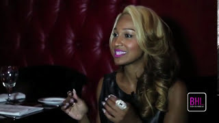BHL - OLIVIA LONGOTT Interview