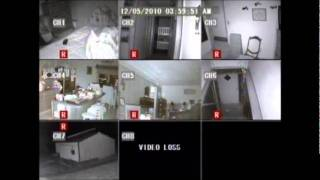 Iowa Paranormal Ottumwa Case 027 DVR Footage