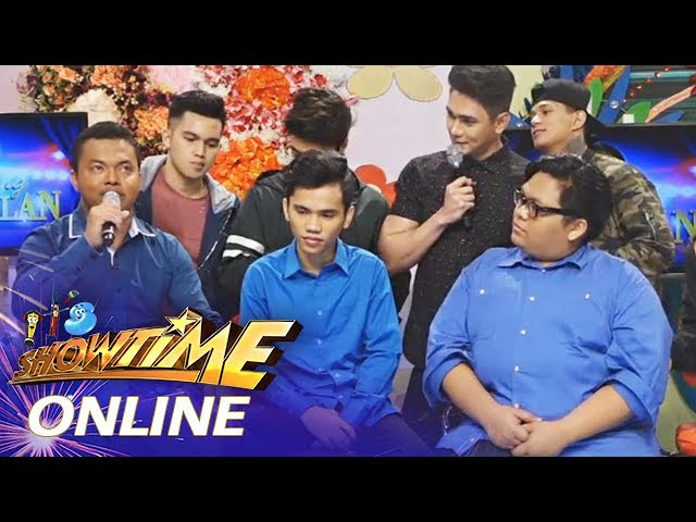It's Showtime Online: TNT Semifinalists: John Mark, Alfred and Jovany