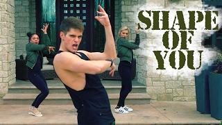 Ed Sheeran - Shape Of You | The Fitness Marshall | Cardio Concert