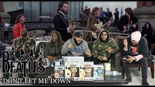 First Time Hearing The Beatles Don 39 T Let Me Down Reaction Review