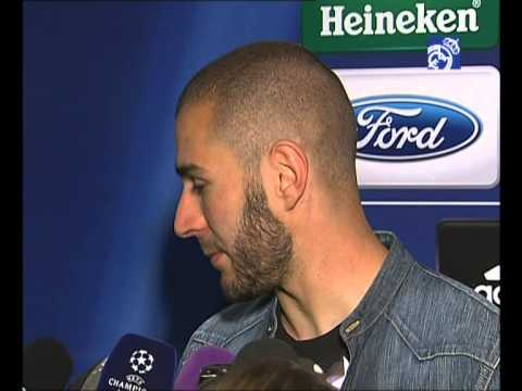Real Madrid 1-0 Bayern Munich: Benzema's post-match comments