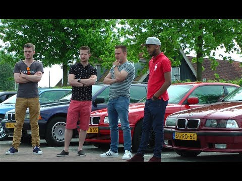 BMW E36 Meeting 21.05.2017 Huizen, The Netherlands