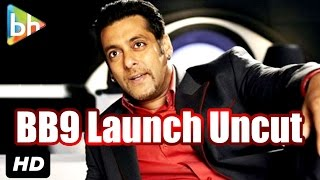'Bigg Boss Nau Double Trouble' Launch | Salman Khan | Event Uncut