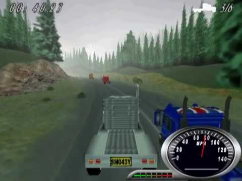 Turbo Trucks (PS2 Gameplay)