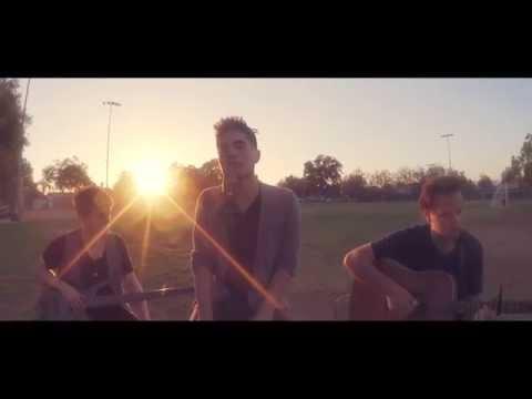 Walking Backwards (acoustic Version) - Sam Tsui & Friends video