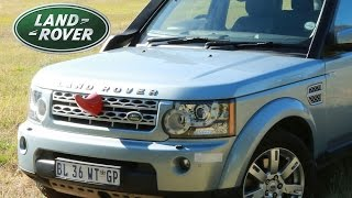 Land Rover Discovery-4 vs Range Rover Sport