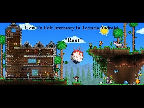 Inventory editing in terraria android root needed 0 replace
