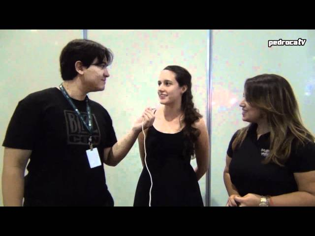IEM Sao Paulo 2012 - Entrevista com KT Girls