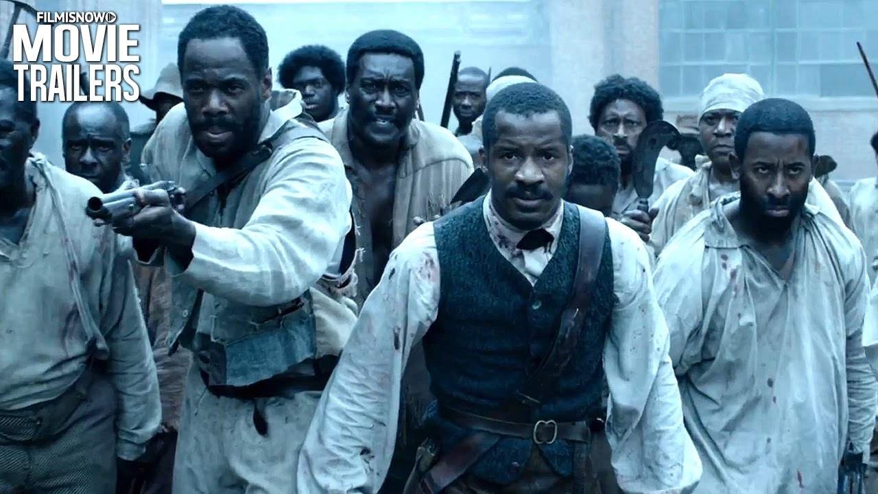 Nate Parker's Slave Rebellion drama THE BIRTH OF A NATION Trailer