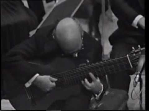 Narciso Yepes : Concerto de Aranjuez - allegro con spiritu
