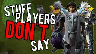 Runescape - Stuff Players Don't Say