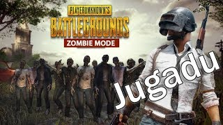 Zombie mode New update | Pubg mobile emulator | Jai Hind | Jugadu Gamer