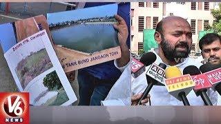 TRS Govt Begins Investigation On Jangaon Pond Encroach Over Collector Devasena Allegations