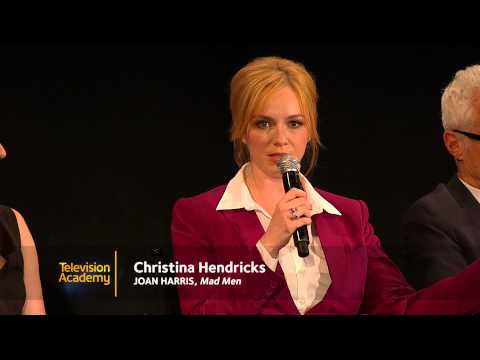 A Farewell to Mad Men: Christina Hendricks' Lesson From Joan