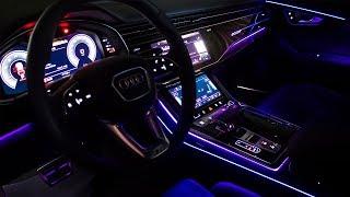 2019 Audi Q8 55 TFSI - Interior