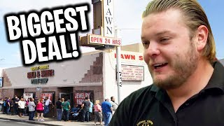Corey Harrison JUST SAVED The Pawn Shop From BANKRUPTCY! (Pawn Stars)