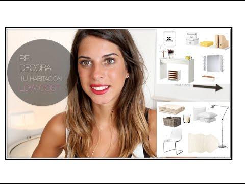 Deco | Cómo transformar tu habitación de niña a mujer (low cost)
