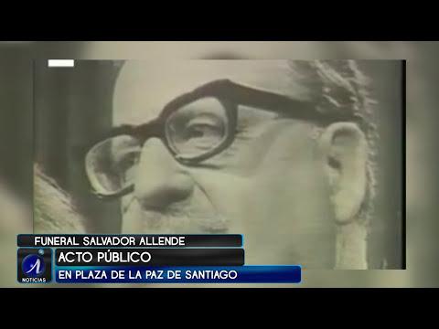 02 Funerales Presidente Salvador Allende 02 09 11