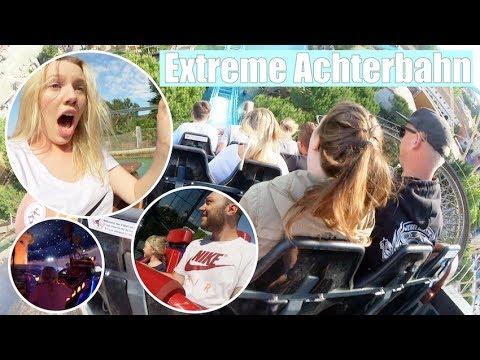 Schönster Tag für die Kinder | Europa Park | Achterbahn fahren | Isabeau