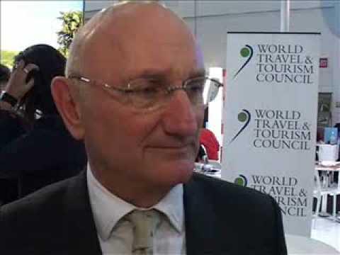 Jean-Claude Baumgarten, WTTC @ WTM 2008