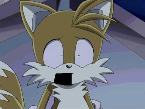Funny Sonic X Pics.  (Part 1)