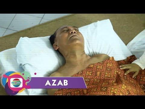 Azab - Mobil Jenazah Ayah Habis Terbakar Karena Pelit Pada Anaknya