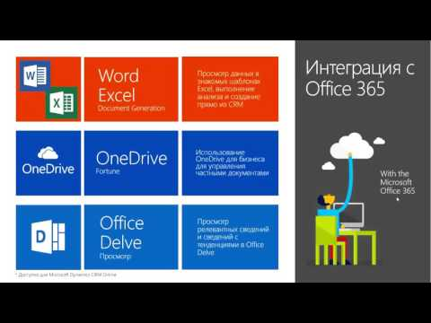 Возможности Microsoft Dynamics CRM Online 2016 для бизнеса. Вебинар 23.12.15
